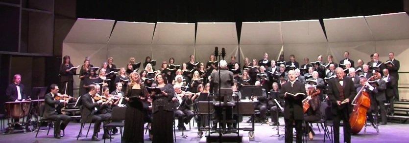 Musical Arts Chorus, Orchestra, and Soloists (2)